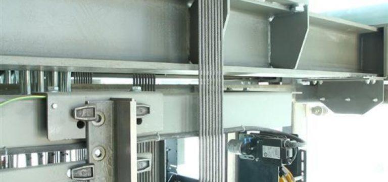 آموزش نصب آسانسور بدون موتورخانه (MRL)