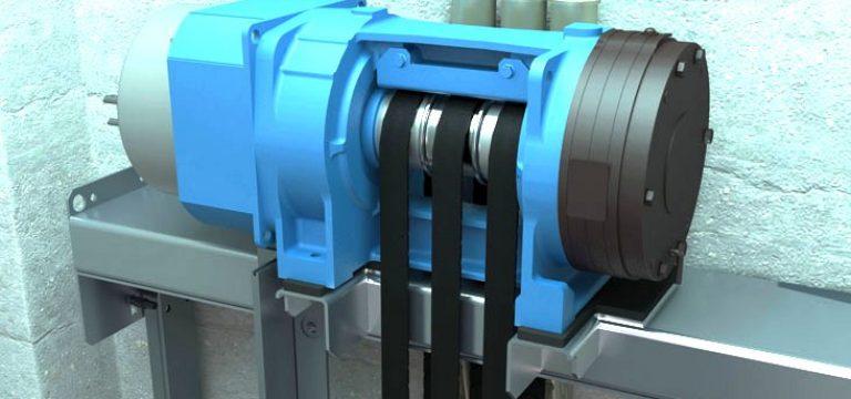 ارائه جدیدترین تکنولوژی آسانسورهای گیرلس توسط شرکت Otis آمریکا